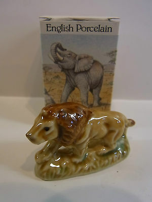 Wade whimsie land lion with box cheap quick sale