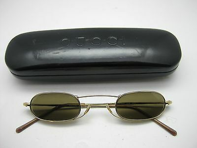 Gucci 135 Brown Eyeglasses Sunglasses With Case GG 1656/S 0078 43 27