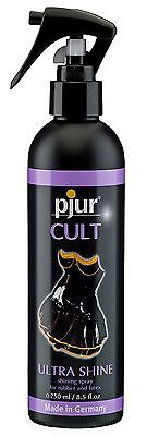 Silikonspray Pjur Cult 250ml (11,18€/100ml) Ultra Shine Latex Gummi Rubber Spray