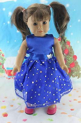 "New Doll Clothes fits 18"" American Girl Handmade Hot Summer Dress X15"
