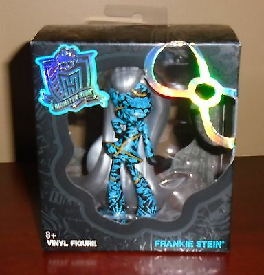 Monster High VINYL COLLECTOR FRANKIE STEIN FIGURE~Totally Voltage~VARIANT CHASE