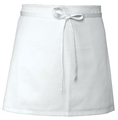 Chef Works B4 4-Way Apron, White , New, Free Shipping