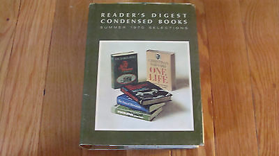 Readers Digest Condensed Books Summer 1970 First Edition with Dust Jacket