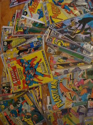 GRAB BAG Lot Collection 12/15/20/35/50 Cent+/ACTION COMICS DC Marvel Independent