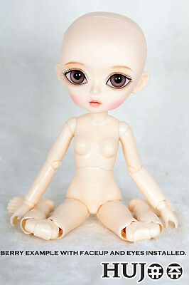 Hujoo Berry Apricot Blank 24cm ABS Ball Jointed Fashion Doll New BJD