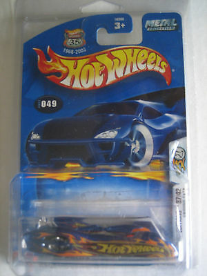 2003 Hot Wheels #49 Ground FX First Editions 37/42