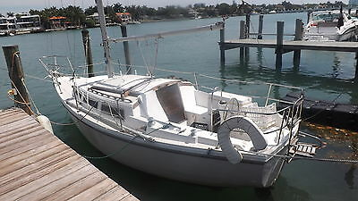1981- CATALINA SAILBOAT-CLEAN-JUST BROUGHT SPEC-WELL EQUIPT-TURN KEY-MUST SEE