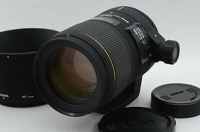 SIGMA APO MACRO 150mm F2.8 DG HSM For NIKON [Excellent] from Japan (99-C18)