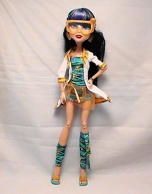 New Monster High Cleo de Nile Mad Science Clothing/Accessories Doll NOT Included