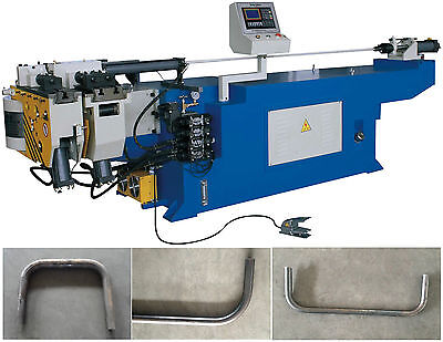 "Semi Automatic Mandrel Tube Pipe Bending Machine Bender for 1-1/2"" or 38mm Pipe"