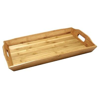 Bamboo Butlers Tray, Lightweight, durable tray ideal for room service/foodorders