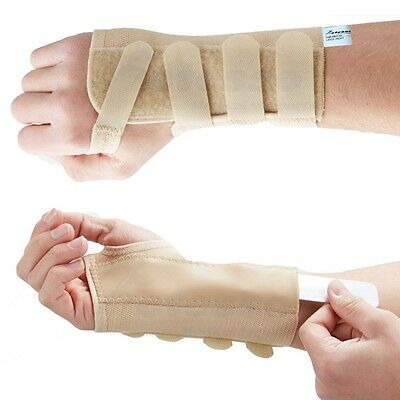 Actesso Tri-weave Carpal Tunnel Wrist Support Splint for Carpel Sprained Hand