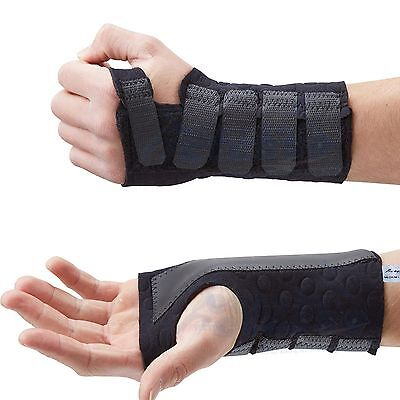 Breathable Stomatex Wrist Support - Carpal Tunnel Splint Arthritis Brace Sprain