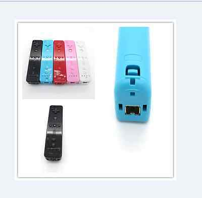 Wiimote Built in Motion Plus Inside Remote Controller For Nintendo wii 5 colors