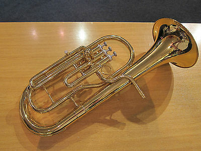 Jupiter JAL-456L Tenor Horn in E flat- (ex-demo)