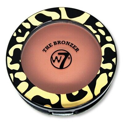 W7 Maquillage The Bronzer Mat Compact Bronzing Poudre Face Cosmetics