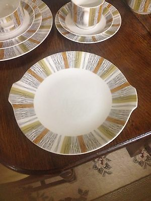 Retro Mid-Century W R Midwinter Ltd SIENNA Lugged Serving Plate ONLY
