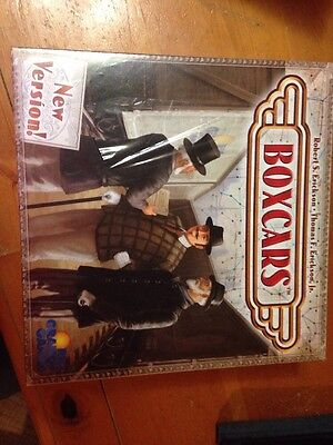 Boxcars Board Game Brand-New In Box Sealed