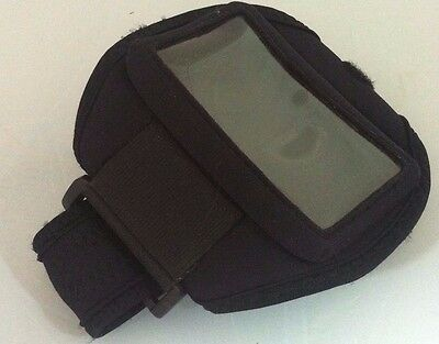 Black Extreme Mac Running Sports Arm Band for iPhone or iPod Work Out Gear