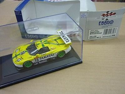 1/43 Ebbro Takata NSX with Air Scoop #18