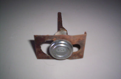 57 BUICK  TRUNK  LOCK WITH  KEEPER --Check This Out--