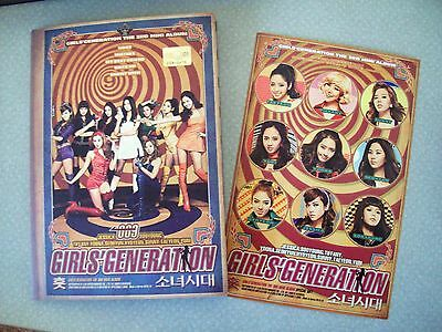 Girls' Generation SNSD HOOT Mini Album CD Open (bonus snsd star card)
