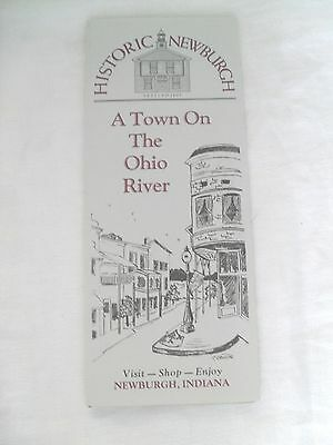 Newburgh, IN  Brochure, Special Events, Map