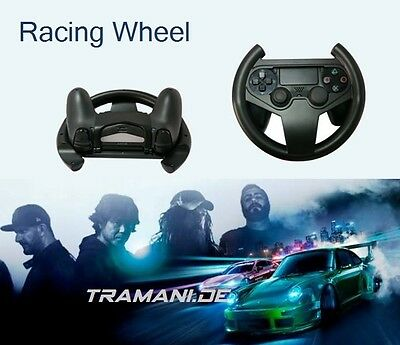Lenkrad für PS4 Controller Racing Wheel Playstation PS 4 Game Pad Wireless
