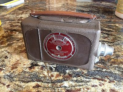 Vintage Bell & Howell Filmo Auto Load Camera