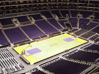 L.A. Lakers vs. Los Angeles Clippers, April 5, 2015, 2 Tickets