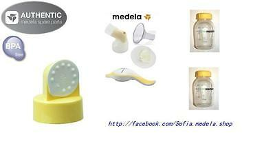 New Medela Harmony Part: Pump Body, Diaphragm, Shield, Bottles, Valve, Membrane