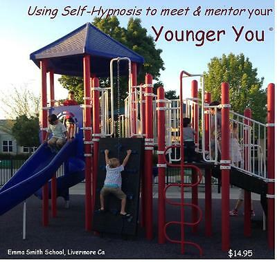 Hypnosis CD  - Meet and Mentor Your Younger You. By Dr Ginny Lucas