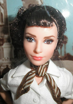 Audrey Hepburn In Roman Holiday 2013 Barbie Doll