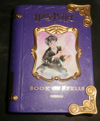 Harry Potter Book of Spells Electronic Organizer 2001 Tiger w/Instruction Manual