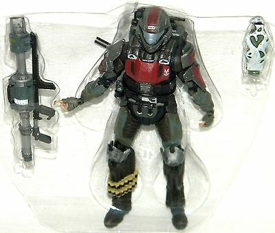 Halo MIKEY ODST SPARTAN SOLDIER Loose Halo Anniversary Action Figure