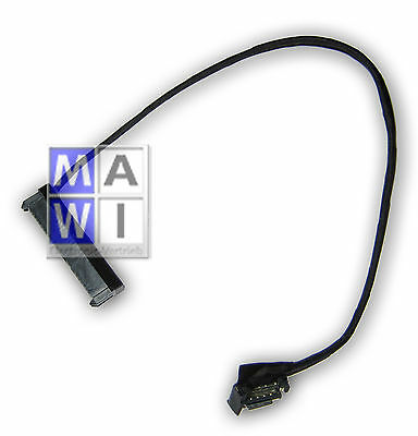 HP dv7-6000 dv7t-6000 Zweites 2te SATA SSD Adapter Kabel 2nd HDD Connector Cable