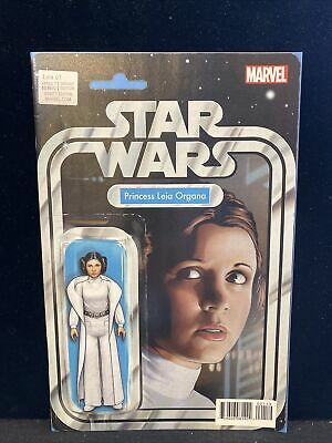 Princess Leia 1 Action Figure Variant Star Wars Darth Vader Marvel comic 1st