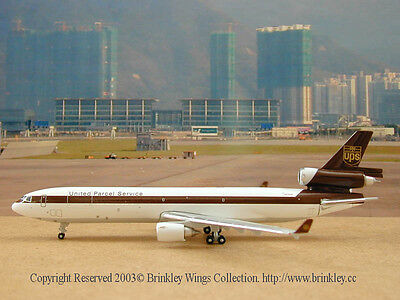 Gemini Jets MD-11        UPS   Cargo Airlines    Corporate model