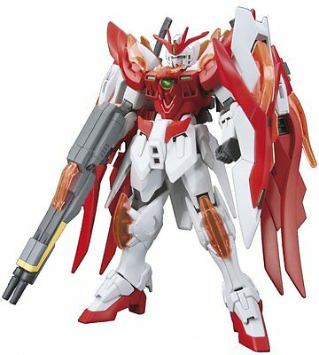 NEW Bandai HG Build Fighters 033 WING GUNDAM ZERO HONOO 1/144 scale kit Japan