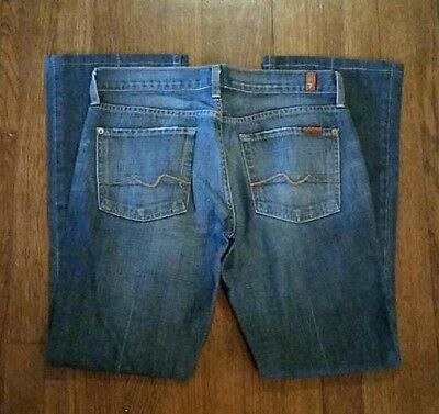 Seven For all Mankind Women's Bootbut Jeans Size 28