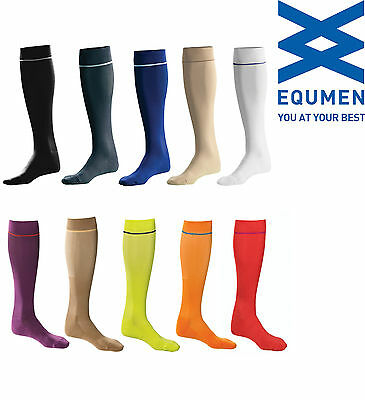 EQUMEN Unisex Men's Women's Precision Compression Sock Flight Sport - One Size