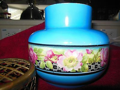 ENGLISH ART DECO FALCON WARE VASE ROSE BOWL w/FLOWER FROG VINTAGE