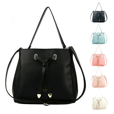 New Hot Korean Girls Casual Cute Travel Tote Wholesale Faux Leather Satchel Bag
