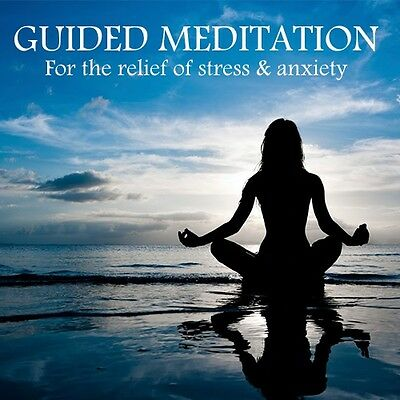 Guided Meditation Cd For The Relief Of Stress & Anxiety + Relaxation Bonus Track
