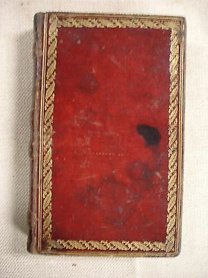 1837 Bible KJV - Claremont Manufacturing Company - WVB-5