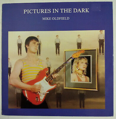 Mike Oldfield Pictures In The Dark Maxisingle UK 1985