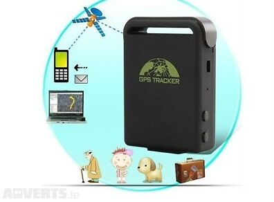 Spy Car Van Person Real-Time Tracker Vehicle GPRS GSM GPS Tracking Device