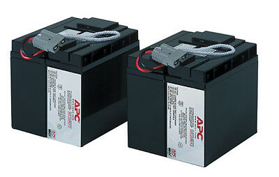 APC Replacement Battery Cartridge - RBC55 - For SUA3000, SUA3000I, SUA5000RMI5U