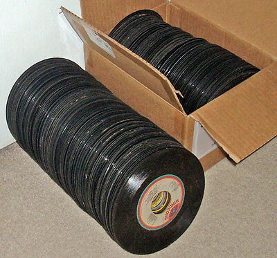 Lot of 250+ RECORDS 45 RPM 1960s 1970's Pop Rock Disco Country Orchestra Jukebox