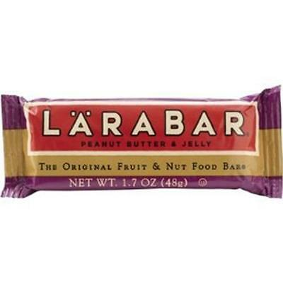 Larabar 31256 Peanut Butter & Jelly Bar